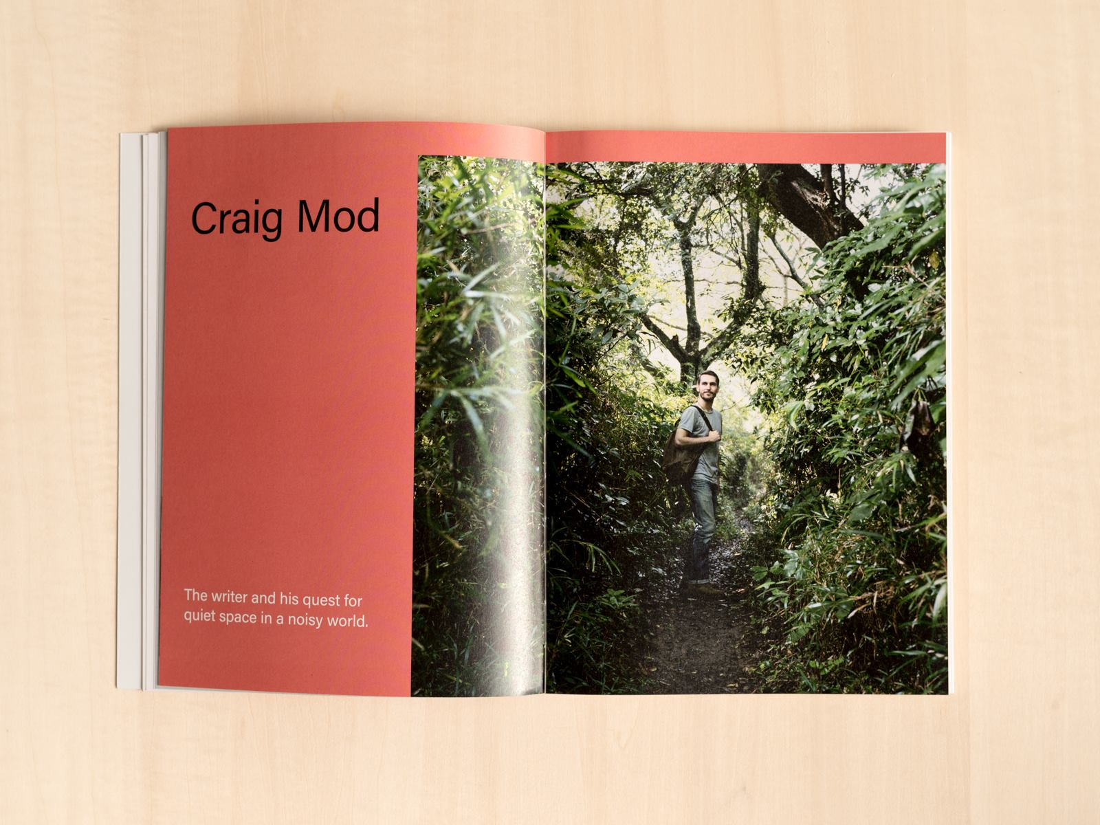 Craig Mod - Offscreen Magazine Interview