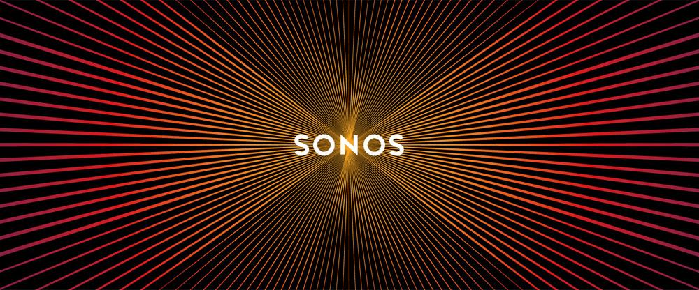 New Sonos logo
