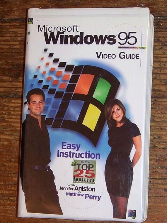 Windows 95 video